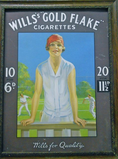 Most popular cigarettes Lucky Strike brand New York